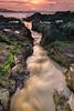 Seasonal Creek, Seal Rock Cove