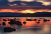 Dawn Sky Over Mono Lake