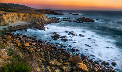 Fisk Mill Cove, Salt Point State Park, Sonoma Co.