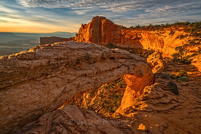 Morning Light at Mesa Arch