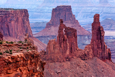 Washerwoman Arch, Canyonlands