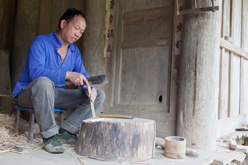 Bamboo Step 3