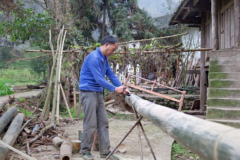 Bamboo Step 2