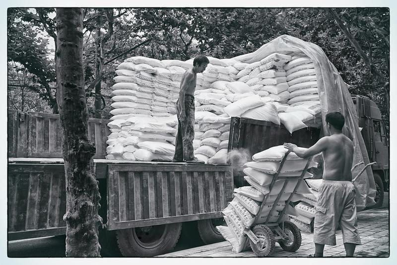 8) Unloading