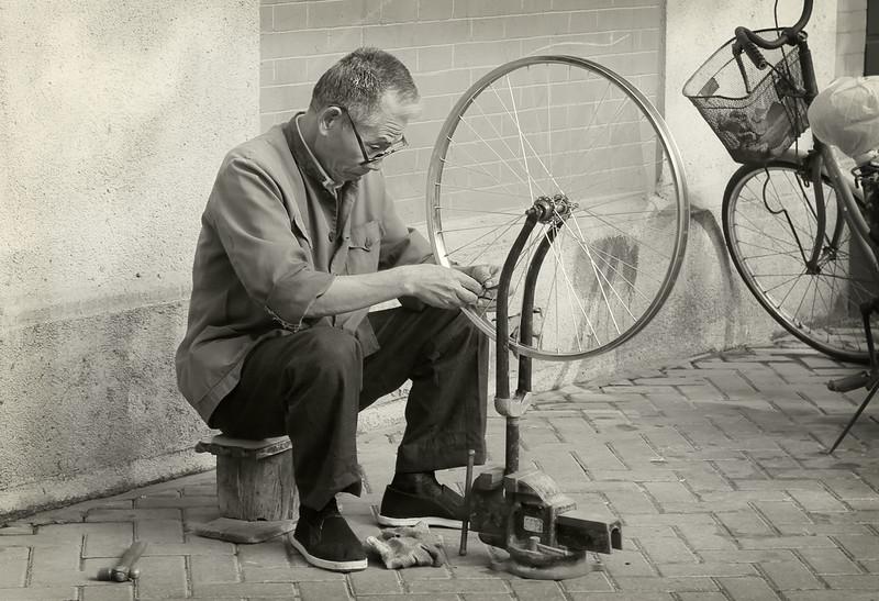 99) Wheel Man