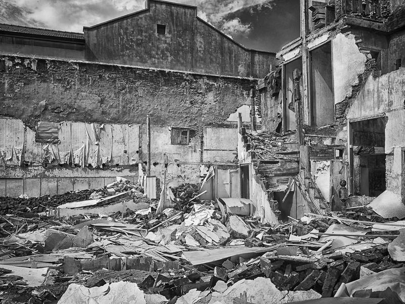 9) Ruins
