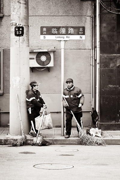 21) 	Two Street Cleaners
