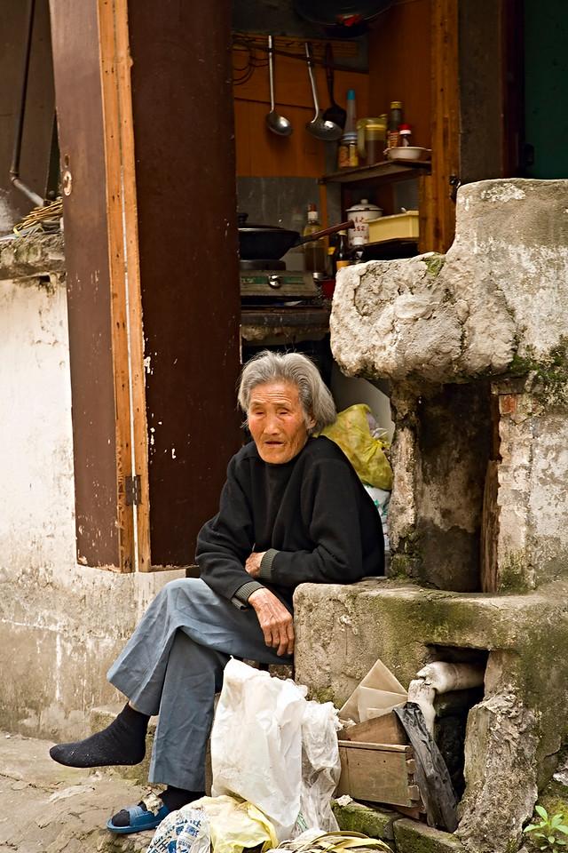 49) Old Women