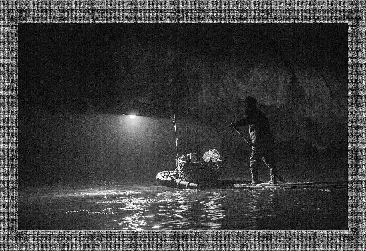 Fishing 1 BW 599C4899