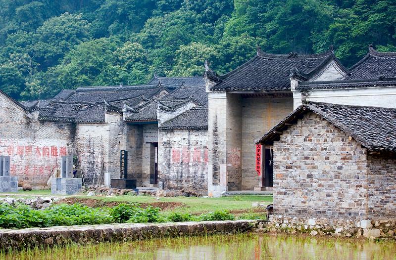 House, Cultural Revolution Slogans