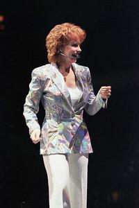 Reba McIntyre - San Jose Arena - Circa 1995