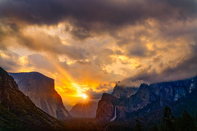 Yosemite National Park, California, United States.