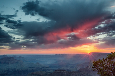 Grandview Sunrise, South RIm, Grand Canyon