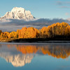 Early Fall Morning Grand Tetons