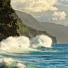 Na Pali Coast Waves
