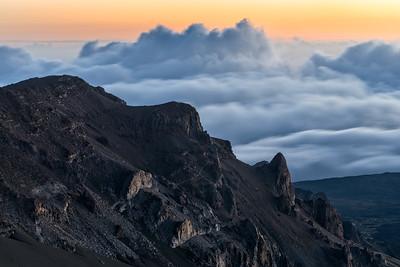 Dawn Atop Haleakala Summit