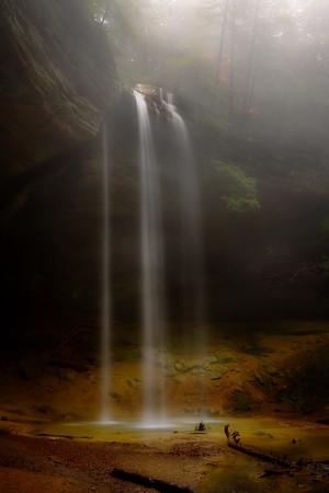 Hocking Hills Ash Cave Photo