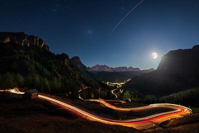 Moonlit Symphony