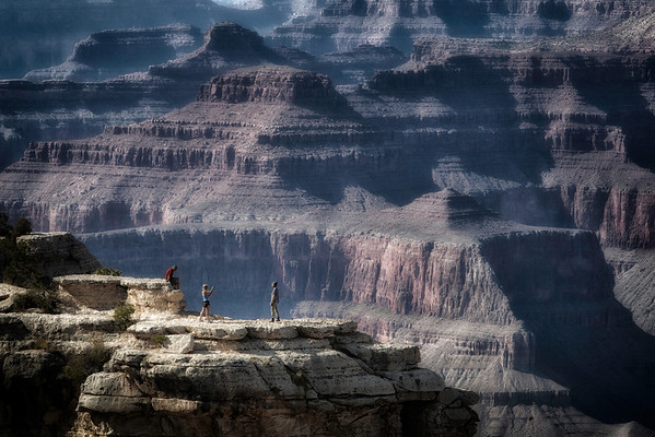 "Grand Canyon ... ""Grand Perspective"""