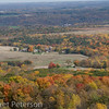View from Blue Mound fire tower, WI