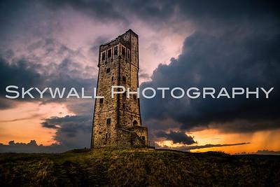 Castle Hill- Huddersfield, England
