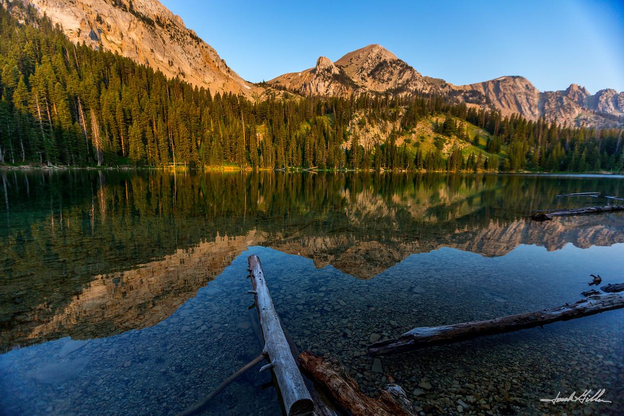 Fairy Lake at Sunrise