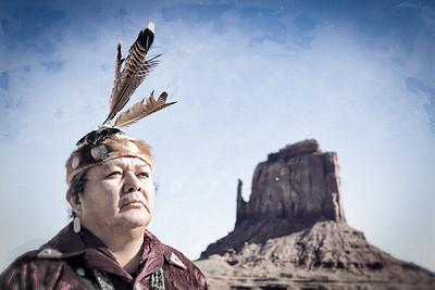 Navajo and West Mitten