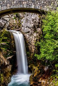 Christine Falls, Mt.Rainier National Park