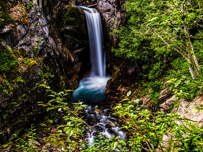 Christine Falls - Rainier National Park