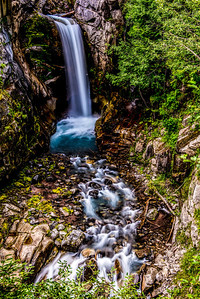 Christine Falls, Mt.Rainier