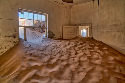 Room Full of Sand