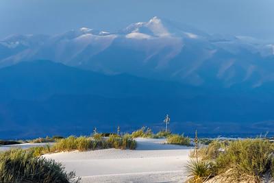Snow Capped Sierra Blanca