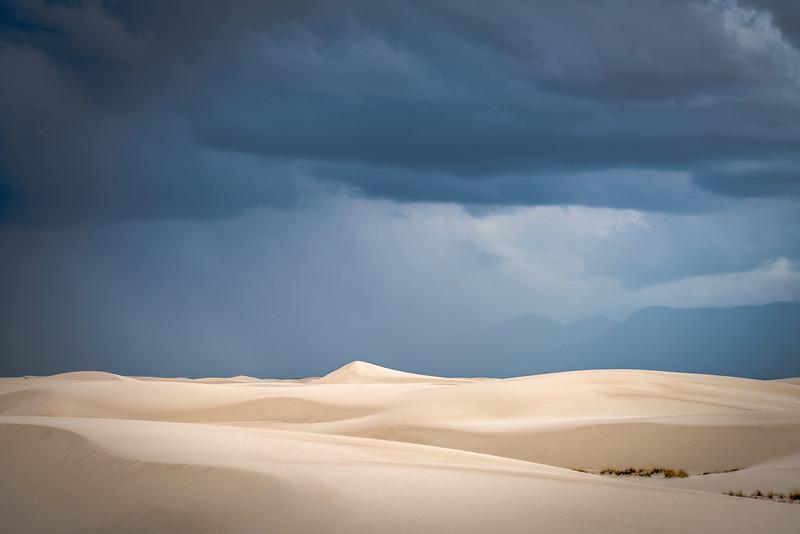Storm Over Dunes