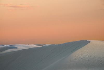 Dune RIdge at Dusk