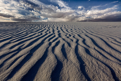 Sand Dune Ridges