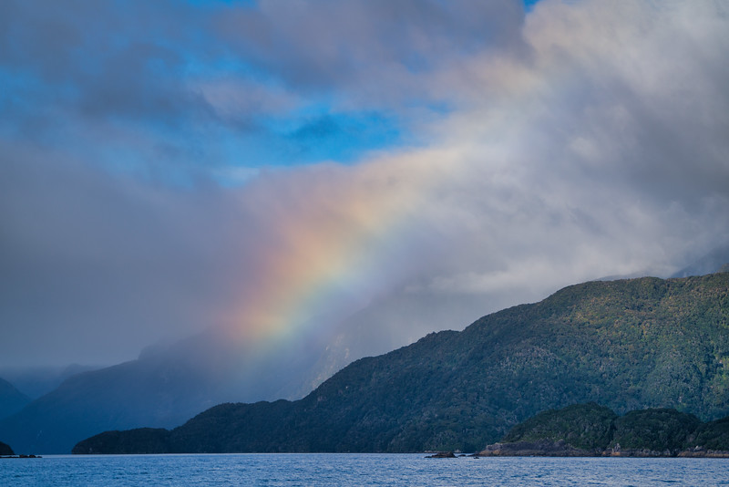 Rainbow, Doubtful Sound