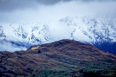 Queenstown Hill and The Remarkables