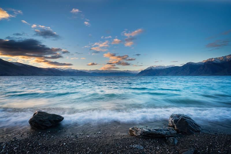 Lake Hawea Sunset