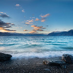 Lake Hawea Sunset