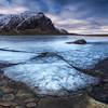 Frozen Lofoten