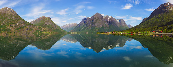 Reflections of Norway