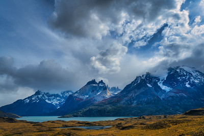 Glacial Lake, Torres del Paine