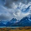 Glacial Lake, Torres del Paine