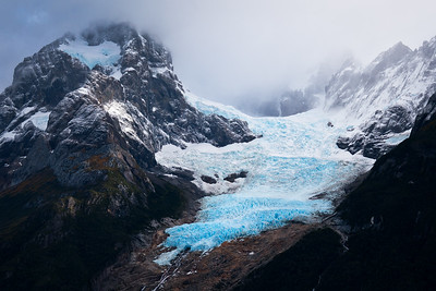 Mount Balmaceda Glacier