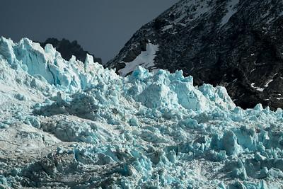 Serrano Glacier Ice
