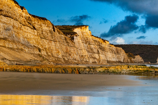 Drakes Bay Cliffs