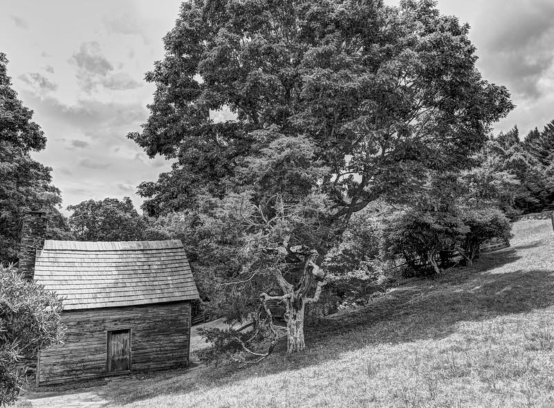 BlueRidge Parkway – Brinegar Family Cabin 239 mile marker #1
