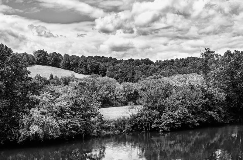 BlueRidge Parkway – James River  63.7 mile marker #2