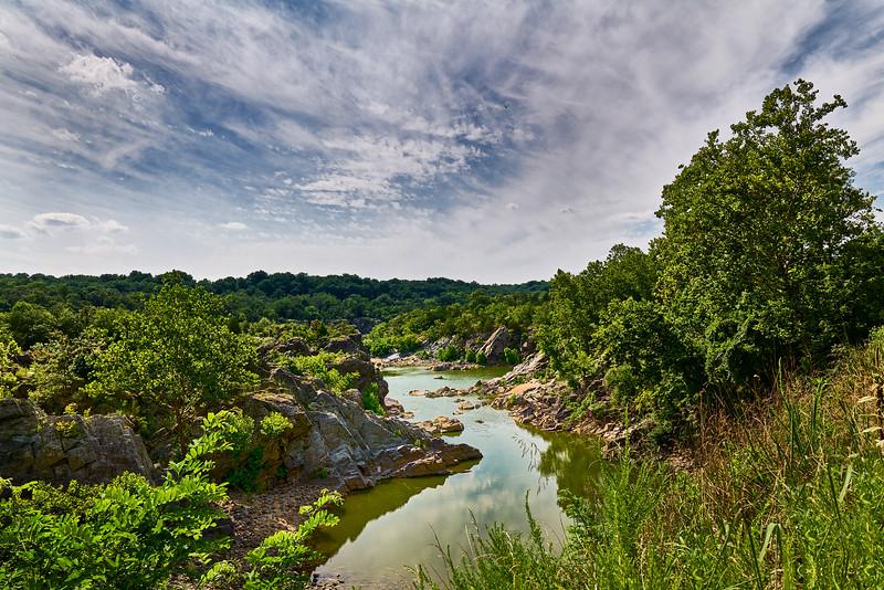 The Potomac at Great Falls Park, Virginia #2