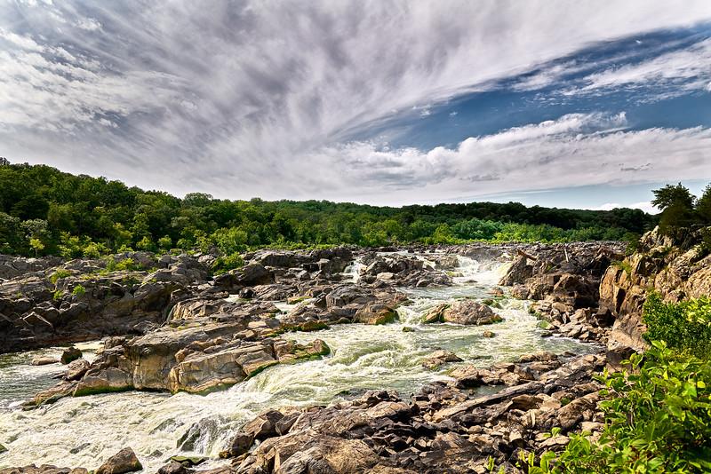 The Potomac at Great Falls Park, Virginia #4